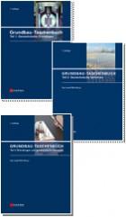 Grundbau-Taschenbuch Teile 1 bis 3